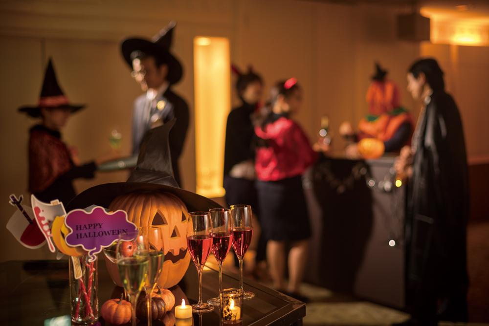 ハロウィン イベント 「エストマーレ カクテル・パーティー」
