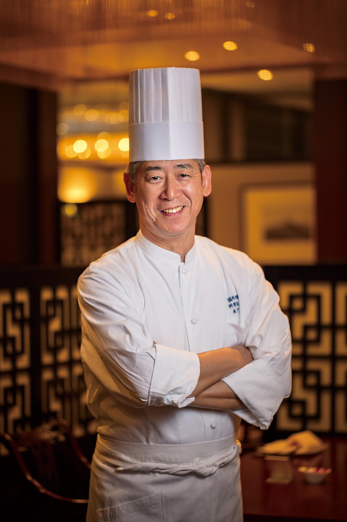中国料理従事40周年を記念 「木下料理長 美食会」