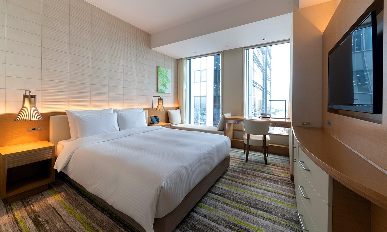 Superior Double Accommodation Directly Connected To