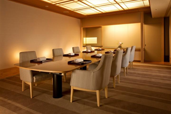日本料理「京都 つる家」 特別個室