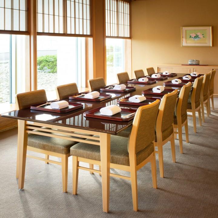 日本料理「京都 つる家」 テーブル個室