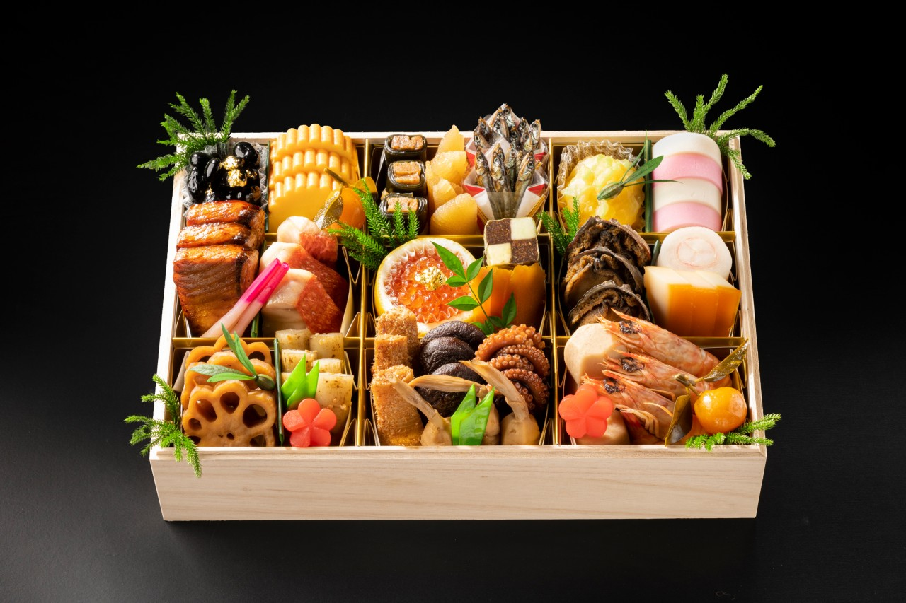 日本料理 一段重