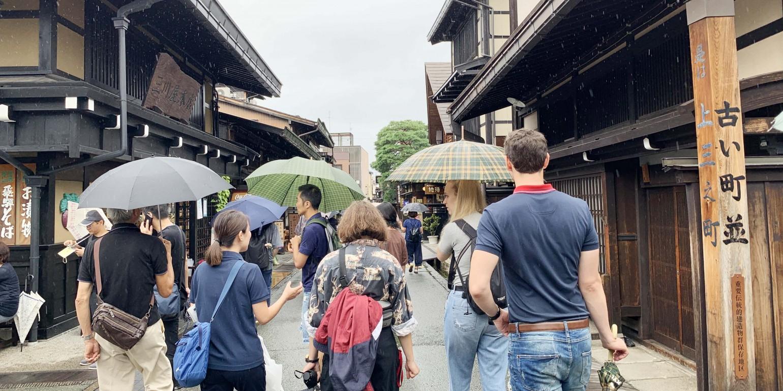 SELECT①/SATOYAMA EXPERIENCE~古い街並み見学~