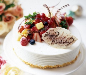アニバーサリーケーキ イメージ