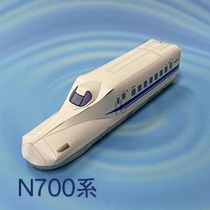 N700系新幹線ペーパークラフト