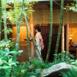 日本料理「京都 つる家」