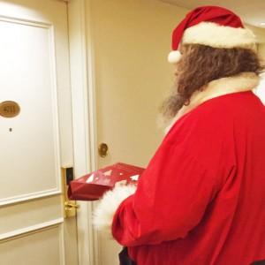 【1日3室限定 ファミリークリスマス】サンタクロースがプレゼントをお届け!~Your Wish to SANTA!~