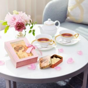 芸術 ✖ 宿泊プラン ~限定チョコレート&紅茶付き~