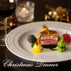 クリスマスメニューのご案内(ディナー)