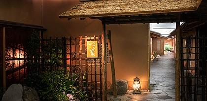 18F / 日本料理 京都 つる家