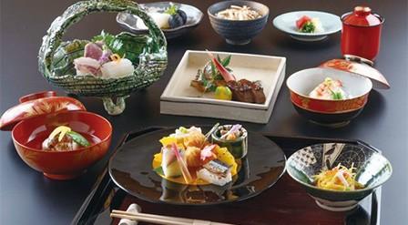 日本料理会席