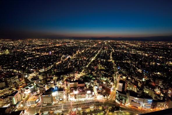 お部屋からの夜景 イメージ