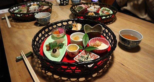 伝統の大和野菜を最良の調理法で提供