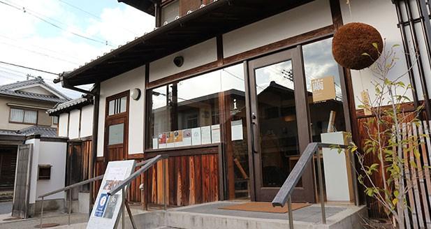 奈良の文化にも触れられる「繭」