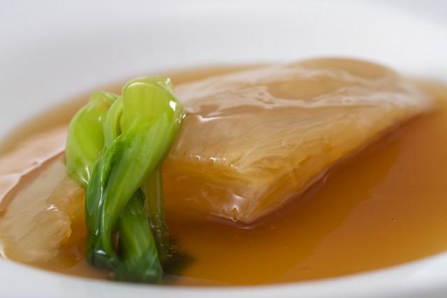 18F 中国料理 梨杏