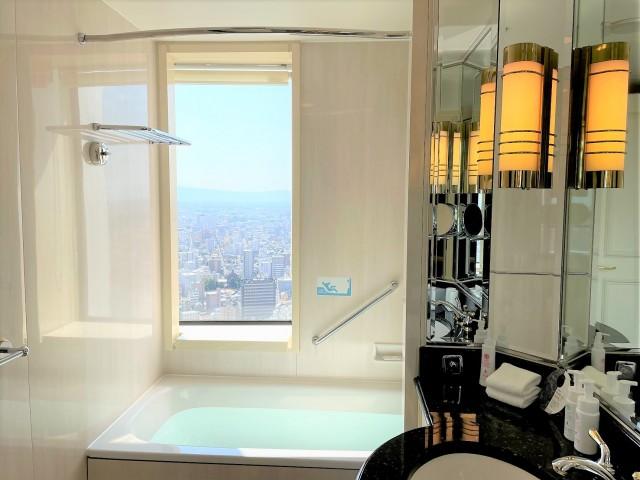 客室 バスルーム 一例