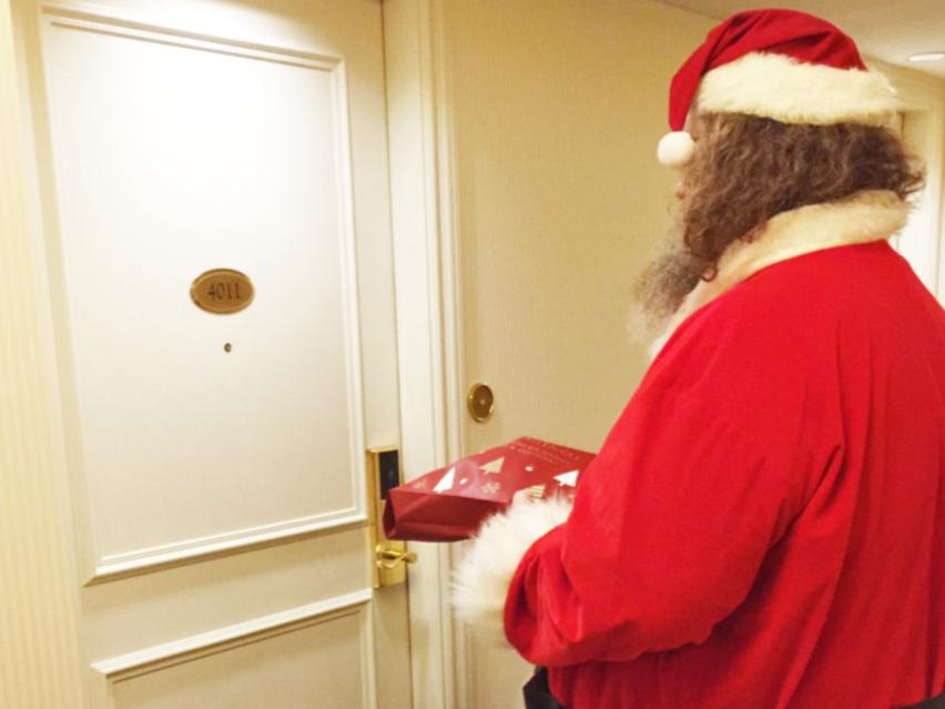2019マリオットクリスマス宿泊プラン