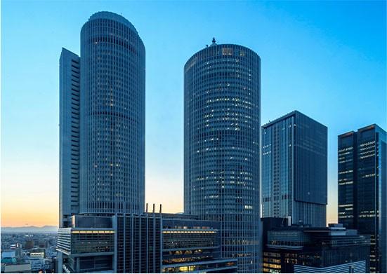 Arrive at Nagoya Marriott Associa Hotel