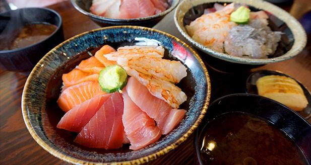 Original Seafood Rice Bowl