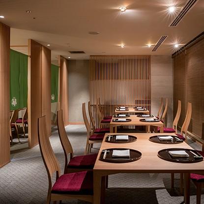 2F/日本料理 京都 つる家