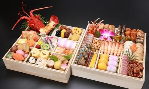 日本料理・中国料理 二段《限定20個》