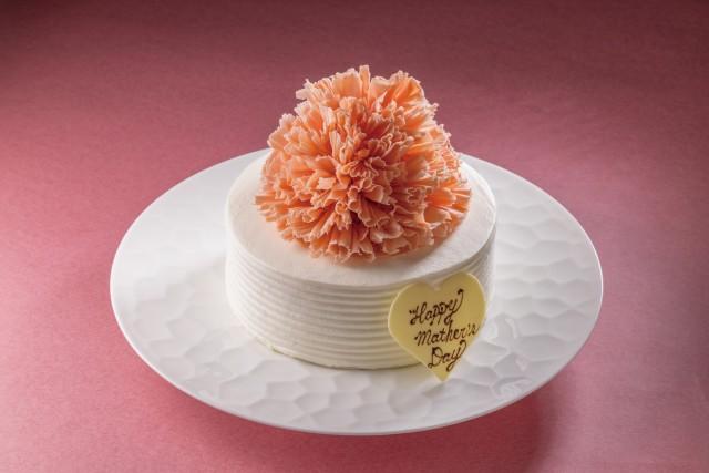 『母の日ケーキ(5号/直径15cm)』