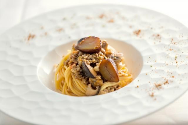 《イタリア料理 アルポルト静岡》