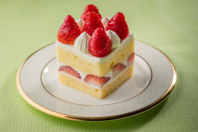 『苺のショートケーキ』
