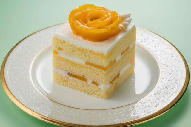 『マンゴーショートケーキ』