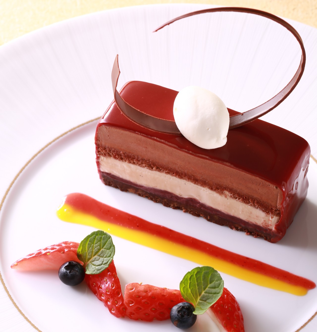 Scenery's Monthly Dessert Collection