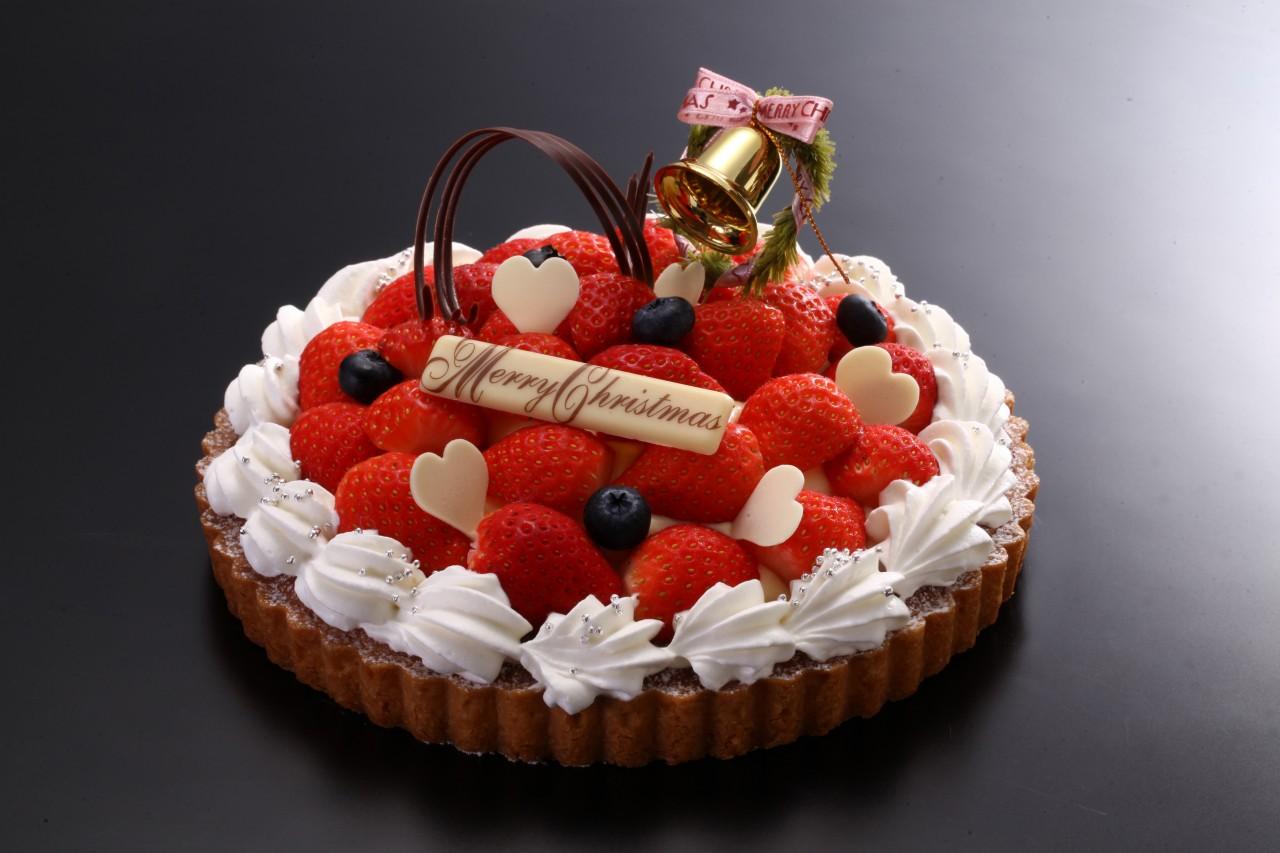 ストロベリータルトケーキ