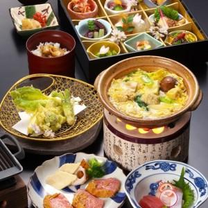 日本料理で旬を味わう宿泊プラン ~35㎡以上のお部屋と10種の露天風呂巡り~(プランコード:HP74K)