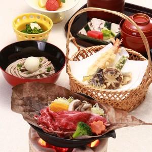 朴葉味噌焼き御膳 ¥2,800