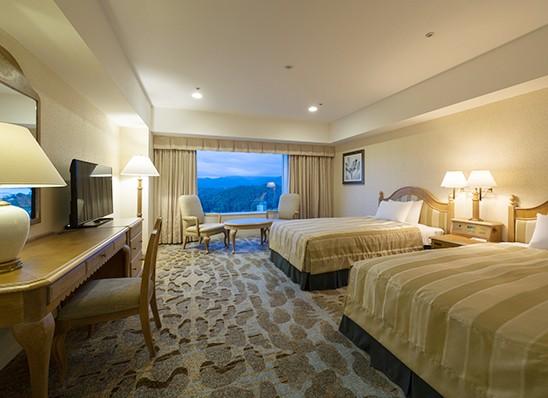 ホテルアソシア高山リゾートに到着