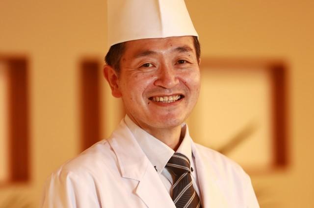 日本料理 華雲 竹田料理長