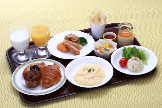 お子様朝食セット ¥1,260