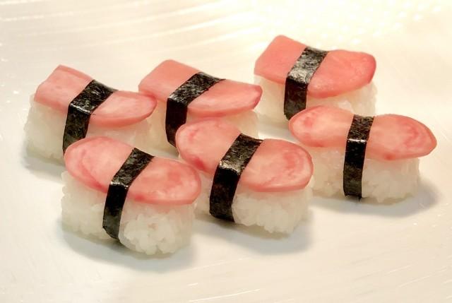 赤カブ寿司