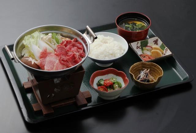 飛騨牛すき鍋セット