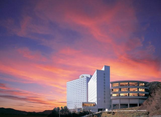 宿泊は、ホテルアソシア高山リゾートで