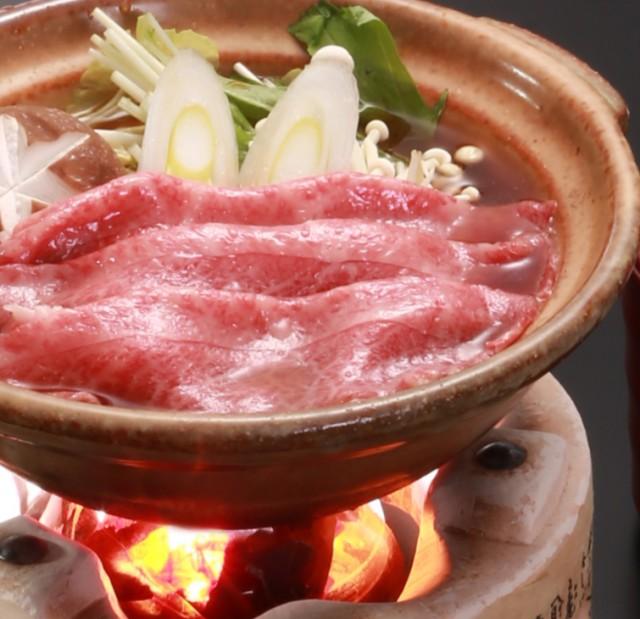 すき煮鍋 イメージ