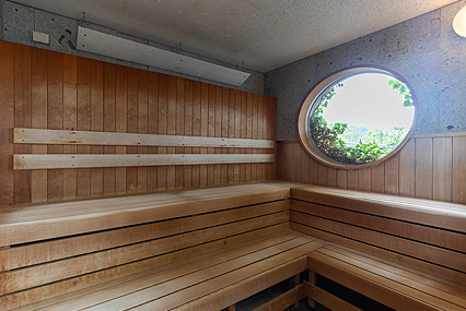 Low temperature sauna