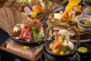 食欲の秋に♪和食レストラン「穂のはな」秋の特別会席付き宿泊プラン