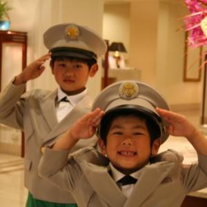 【特典付】お子様に人気!新幹線パノラマプラン 朝食付
