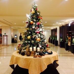 Associa de Christmas!ロジェールディナーブッフェプラン(夕・朝付)