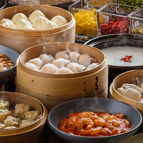 自慢の中国料理