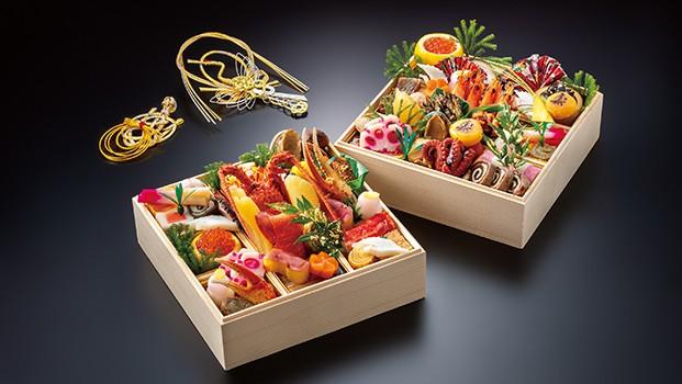 日本料理二段