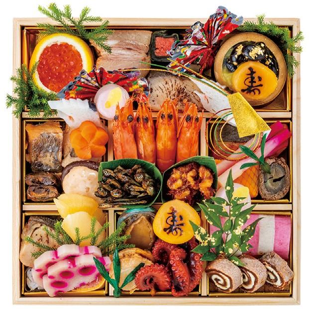 日本料理一段