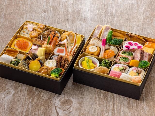 和食レストラン 穂のはな <br><b>贅沢二段重</b>